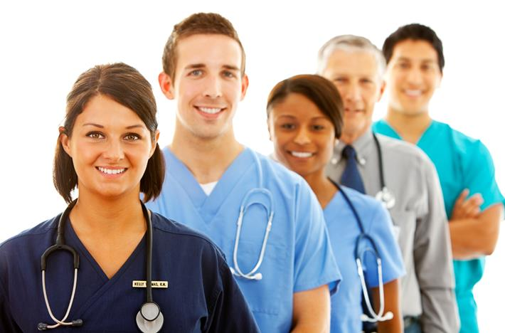 health care profession There are several career segments within the health care industry: the health professions, health technology, and health care support here are 14 health professions.