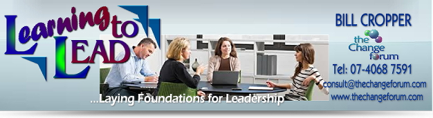 Learning to Lead: Laying Foundations for Leadership